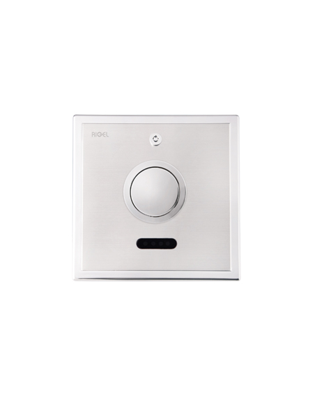 Wc Sense Flush Valve Concealed Box Rigel